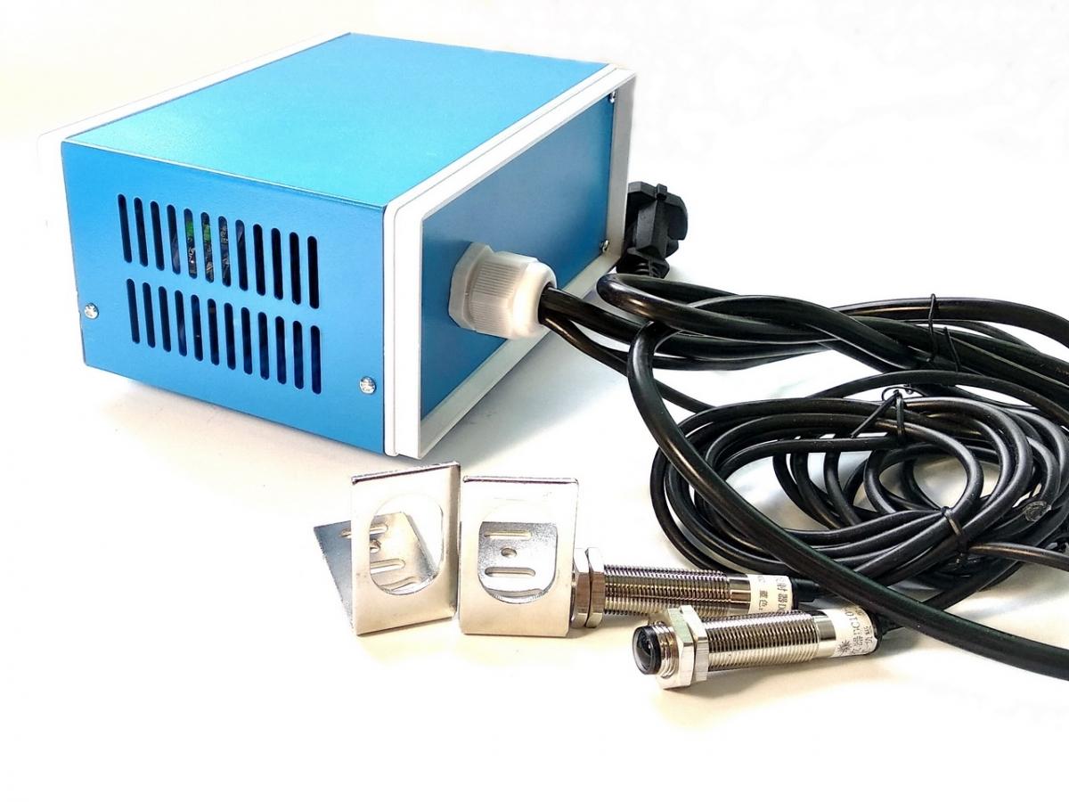 Звуковая и световая сигнализация на конвейерах ремонт кпп транспортер т3